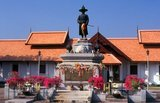 Chiang Mai formally became part of Siam in 1774 by an agreement with Chao Kavila, after the Thai King Taksin helped drive out the Burmese. Chiang Mai then slowly grew in cultural, trading and economic importance to its current status as the unofficial capital of northern Thailand, second in importance only to Bangkok.